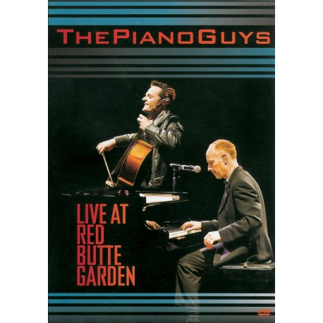 The Piano Guys - Live at Red Butte Garden (2012)