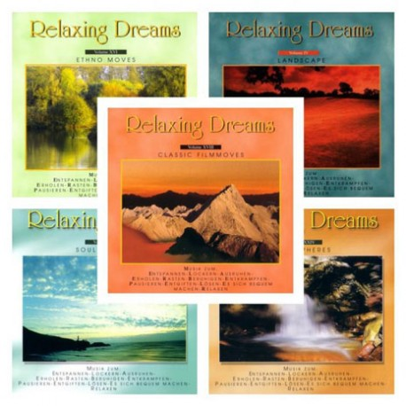 (Relaxing Dreams - Discography (1994-2004