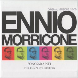 Ennio Morricone - The Complete Edition 15CD