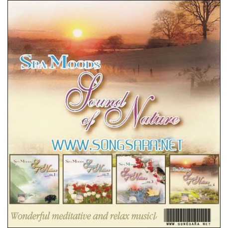 Spa Moods Sound Of Nature Vol