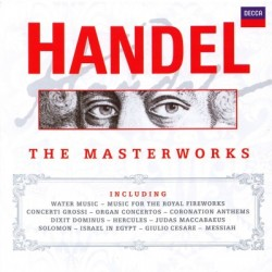 George Frideric Handel Discography