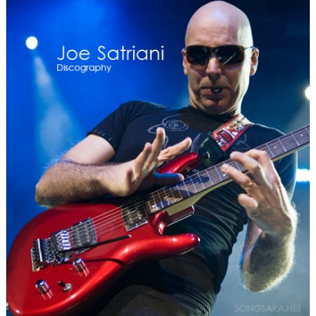 Joe Satriani Discography