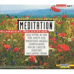 Meditation Classical Relaxation 10CD