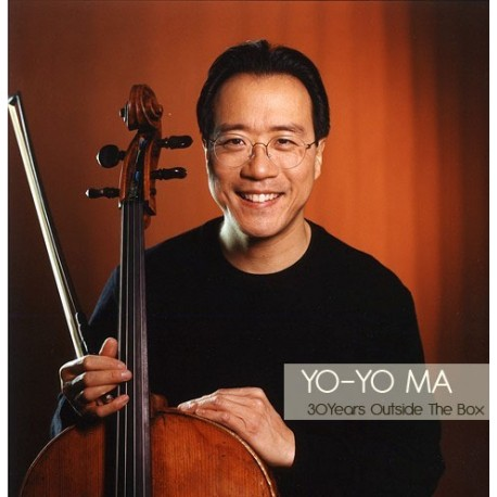 Yo-Yo Ma - 30 Years Outside The Box (90 CD Box Set)