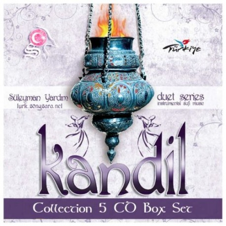 Kandil Collection 5CD BOX Set