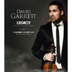 David Garrett Live in Baden Baden