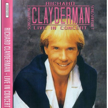 Richard Clayderman Live in Concert