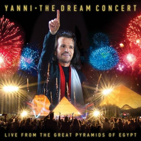 Yanni Live from the Great Pyramids of Egypt